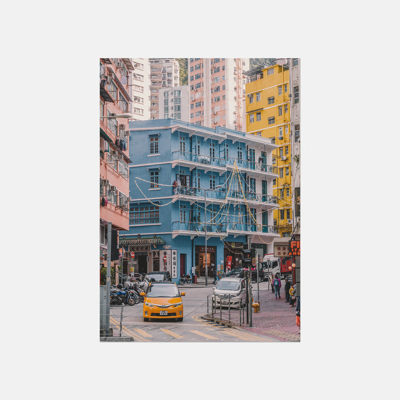 Various Colors - Hongkong