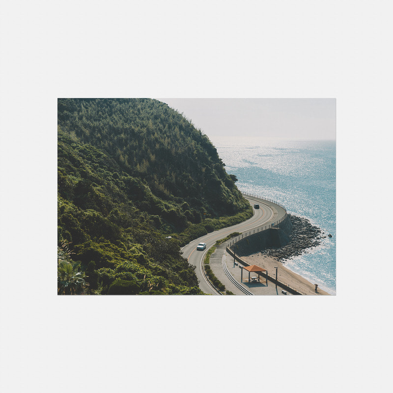 Coastal Road - Itoshima